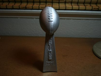 Fantasy Football Trophy and League